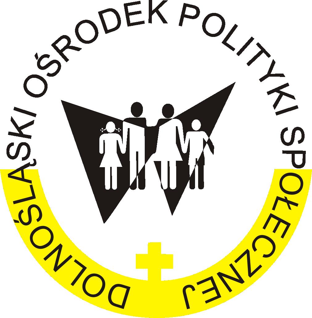 Logo Dolnośląskiego Ośrodka Polityki Społecznej